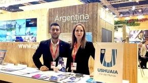 La Municipalidad promociona a Ushuaia como destino en la FITUR 2017