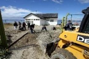 La Municipalidad trabaja intensamente en la reapertura de la Planta Procesadora de crustáceos