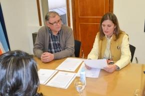 La Municipalidad y la Biblioteca Sarmiento programan actividades conjuntas para la comunidad