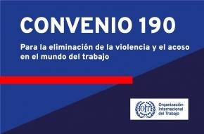 La Organización de Trabajadores radicales destacó la aprobación del Convenio 190 contra la violencia y el acoso laboral