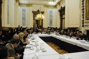 La Presidenta del IPAUSS participó de la reunión del Consejo Federal Legislativo de Salud