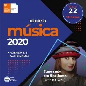 La Secretaría de Cultura se suma a las actividades en el marco del Día Internacional de la Música