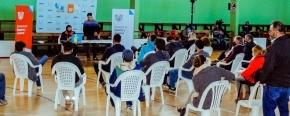 La Secretaría de Deportes y Juventud puso en marcha el reordenamiento provincial de clubes