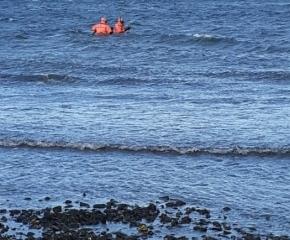 La Secretaría de Pesca y Acuicultura secuestró redes clandestinas en la desembocadura del Río Pipo