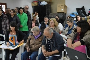 """La UCR realizó un debate sobre los proyectos """"urgentes"""" del gobierno"""