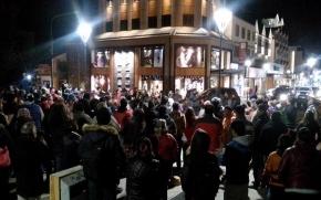 La Unión de Gremios inicia una semana con visitas de Madres de Plaza de Mayo y paro provincial el 9 de junio