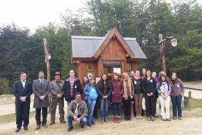 La UNTDF celebró el inicio de temporada del Parque Nacional Tierra del Fuego