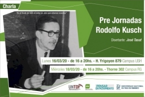 La UNTDF celebrará una jornada abierta sobre el pensamiento de Rodolfo Kusch