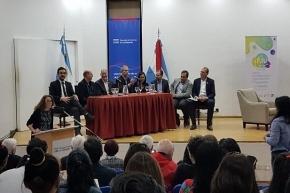 La UNTDF participó de las XIII Jornadas Universitarias desarrolladas en Entre Ríos
