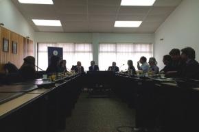 La UNTDF participó del Seminario Binacional Chileno-Argentino sobre Cobertura de Suelos