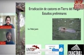 La UNTDF presentó un estudio sobre sobre la erradicación de castores en la Provincia