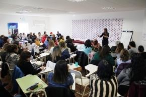 """La UNTDF realizó una conferencia titulada """"Educación y Salud: ¿Derechos o Mercancías?"""""""