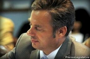 Lechman quiere asignar fondos de hidrocarburos al saneamiento del IPAUSS y mejoras en hospitales