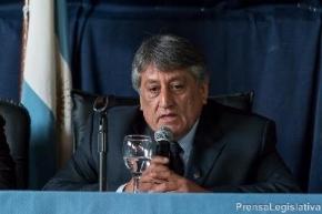 Legisladores acompañaron el inicio de sesiones del Concejo Deliberante de Tolhuin