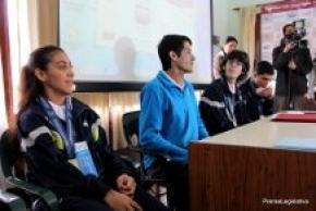 Legisladores compartieron la experiencia de las Olimpiadas Especiales