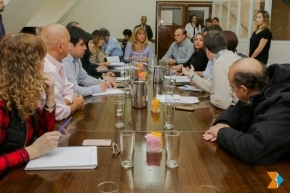 Legisladores definieron las autoridades de las comisiones parlamentarias