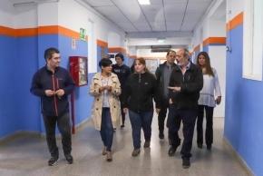 Los ministerios de Educación y Obras Públicas trabajan para garantizar las condiciones mínimas para iniciar las clases el 2 de marzo