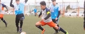 Los seleccionados provinciales debutaron en el Torneo Oficial de la Liga de Fútbol