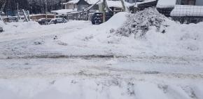Mantenimiento de calles: referente del barrio Esperanza denuncia discriminación de la Municipalidad de Ushuaia