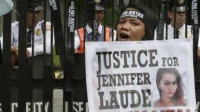 Marine de EE.UU. acusado de matar transexual filipino