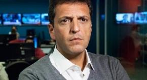 """Massa: """"Cobrar ganancias a la gente en diciembre seria una estafa"""""""