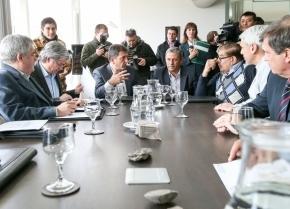 """Massa en Neuquén: """"La energía es la llave del futuro de la Argentina"""""""