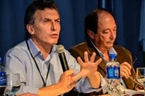 Mauricio Macri convocó a la UCR a reforzar el trabajo conjunto
