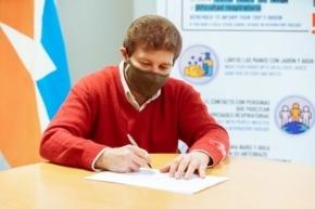 Melella adhirió a la extensión del Aislamiento Social, Preventivo y Obligatorio hasta el 11 de octubre