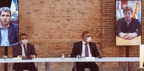 Melella celebró el acuerdo del Gobierno nacional por la deuda externa