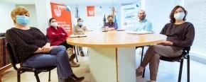 Melella mantuvo un encuentro virtual con infectólogos del Gobierno nacional