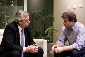 Melella respaldó la negociación del Gobierno nacional por la deuda externa y celebró la continuidad del Ingreso Familiar de Emergencia
