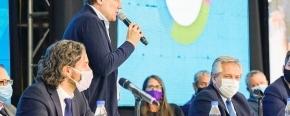 """Melella sostuvo que """"Los convenios firmados con Nación acompañan el camino de crecimiento y recuperación que hemos iniciado"""""""