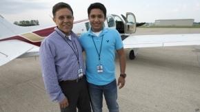 Muere en accidente piloto de 17 años que buscaba dar la vuelta al mundo
