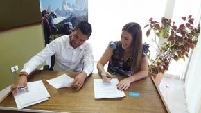 Municipios de Ushuaia y El Chaltén acordaron promocionar juntos ambos destinos turísticos