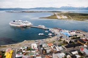 Murcia adelantó que en marzo se licitará la ampliación del Muelle de Ushuaia