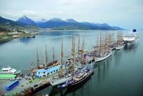 Murcia informó el protocolo que se aplica en el Puerto de Ushuaia en el marco de la pandemia de Covid19