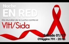 """""""Noche en Red"""": Anuncian actividades por el Día Internacional de Lucha contra el VIH - SIDA"""