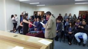 Nueva Prosecretaria de Ejecución en el Juzgado Civil y Comercial N° 1