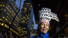 Nueva York prohíbe el fracking por motivos de salud