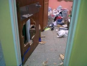 Nuevamente hubo robos y ataques vandálicos a escuelas de la provincia