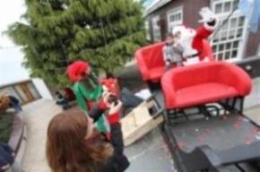 Papá Noel recibirá las cartas y se sacará fotos con los niños