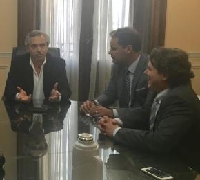 "Para Ventura: ""Alberto Fernández será un gran presidente"""