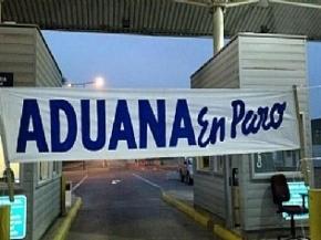 Paro en aduanas chilenas el 12 y 13 de enero