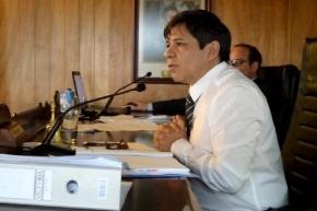 Pino destacó que congelando el valor de los predios facilitan el acceso a la tierra