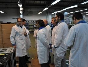 Potenciales proveedores nacionales de insumos recorrieron el Parque Industrial