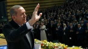 Primer ministro turco arranca campaña presidencial