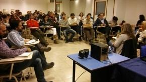 Propuesta integral para el desarrollo urbano ambiental de la cuenca media de Ushuaia fue presentada ante la UNTDF