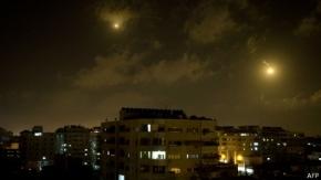 Prosiguen los ataques aéreos de Israel sobre la Franja de Gaza