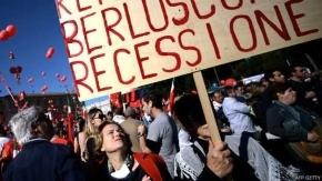 Protestas en Italia contra reforma que facilita despidos
