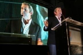 """""""Queremos un país que genere inversiones, trabajo y no sea especulativo"""", dijo Cobos en el lanzamiento de su precandidatura a Diputado"""